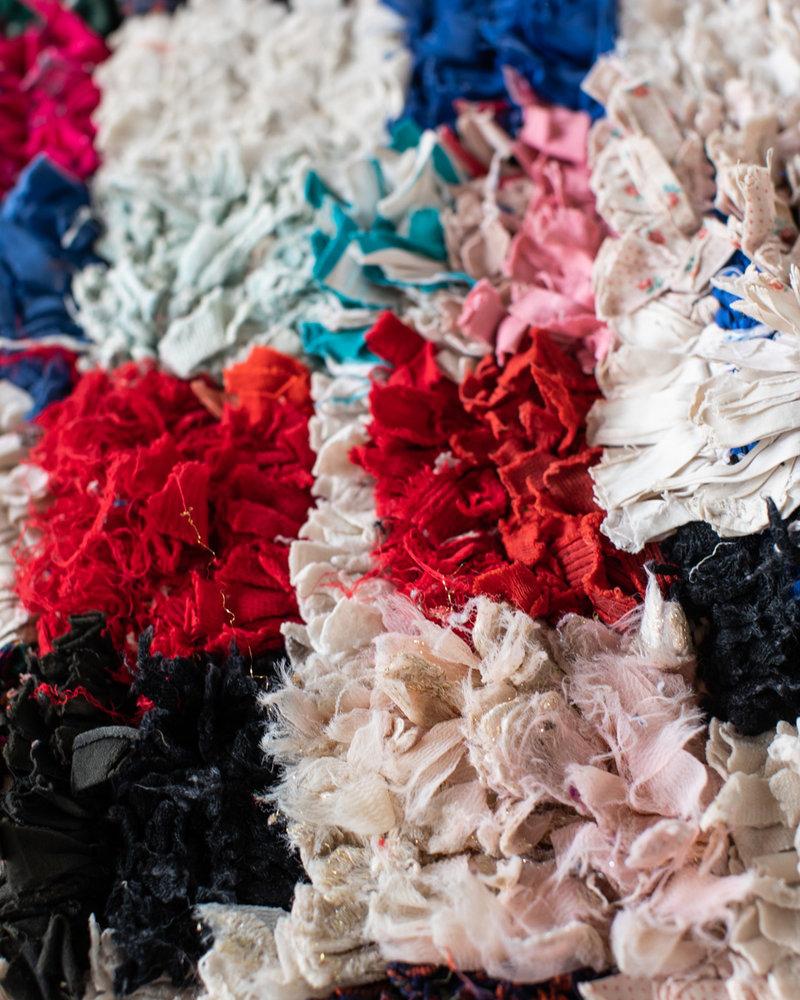 Boucherouite rug 150
