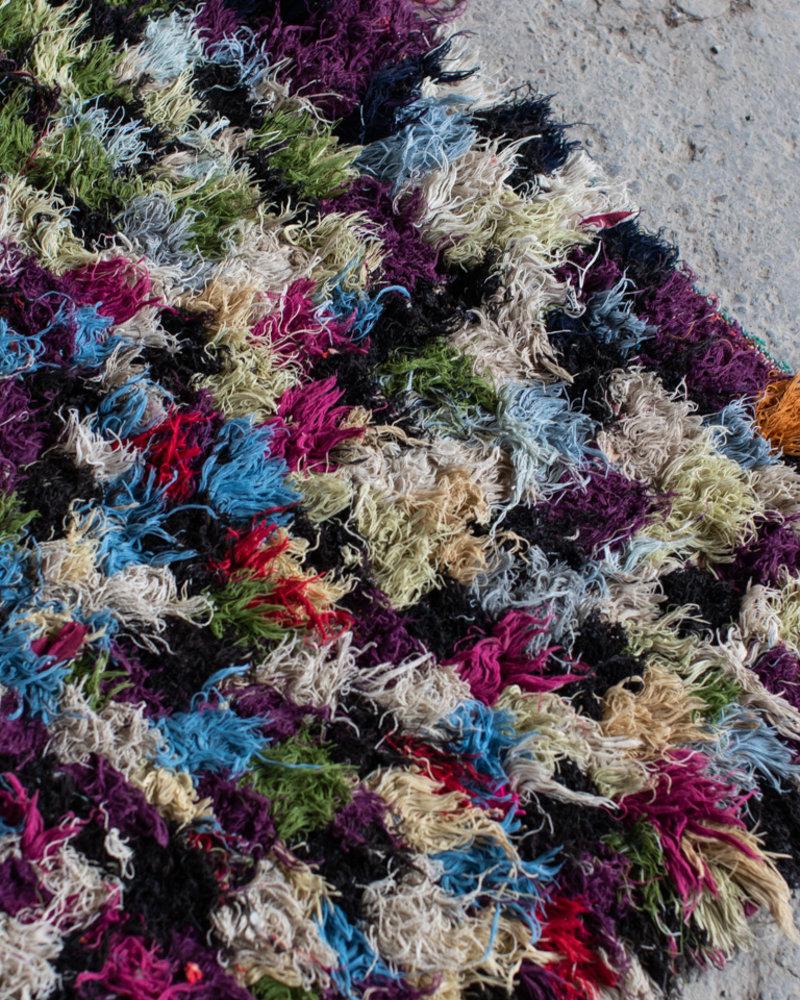 Boucherouite rug 149