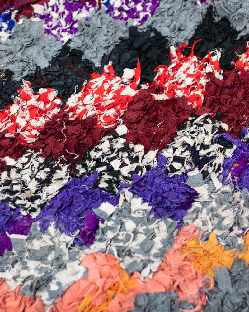 Boucherouite rug 154