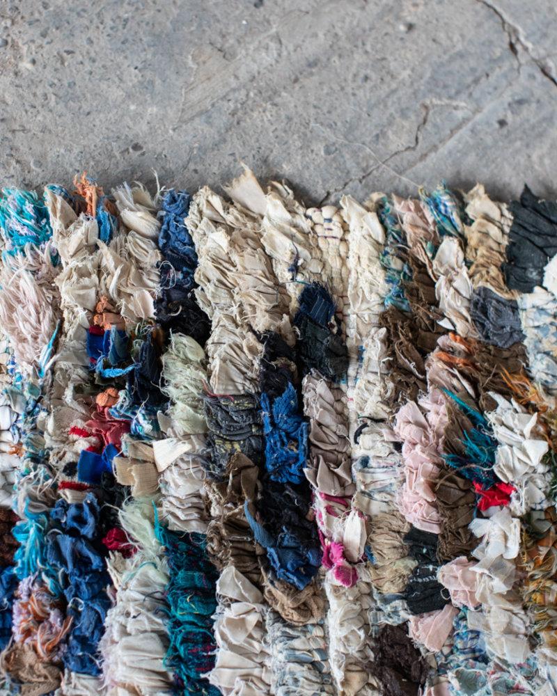 Boucherouite rug 127
