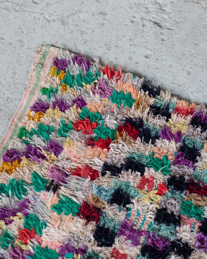 Boucherouite rug 130