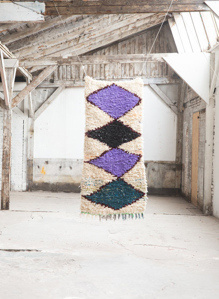 Azilal tapijt 254