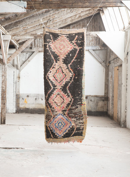 Boucherouite tapijt 142