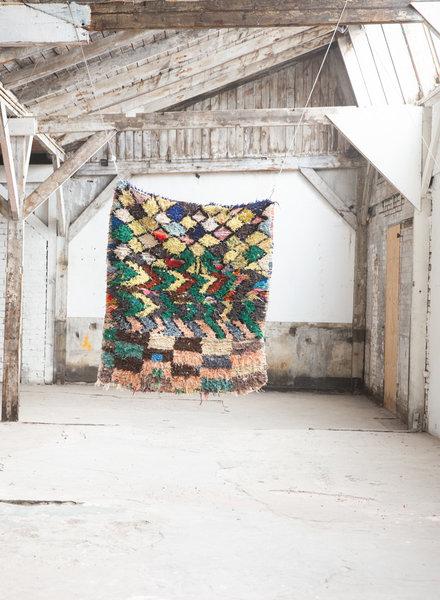 Boucherouite rug 147