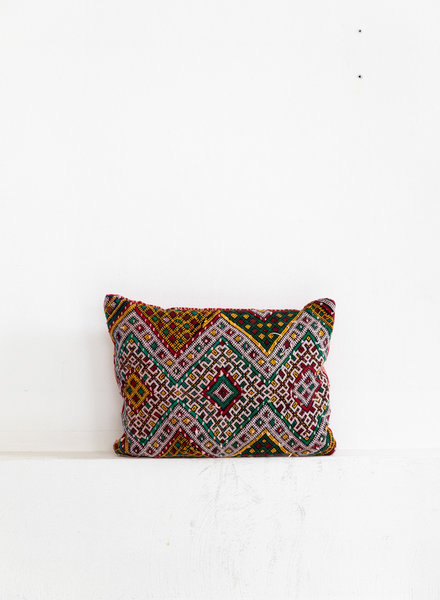 Berber pillow 378