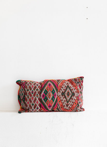 Berber pillow 384