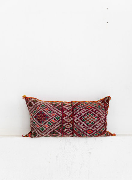 Berber pillow 391