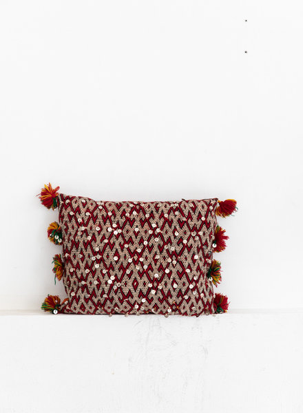 Berber pillow 394