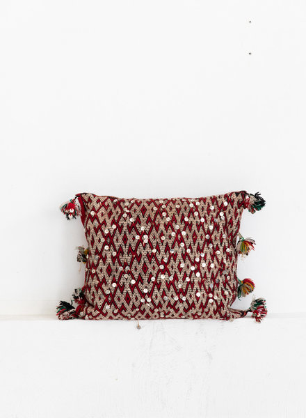 Berber pillow 397