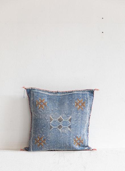 Vegan silk cactus pillow 151