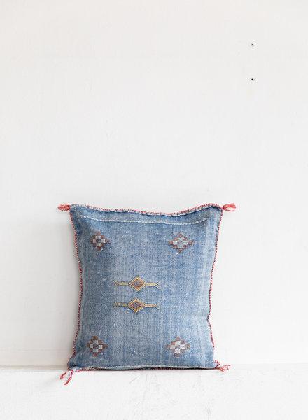 Vegan silk cactus pillow 160