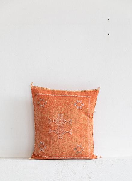 Vegan silk cactus pillow 153