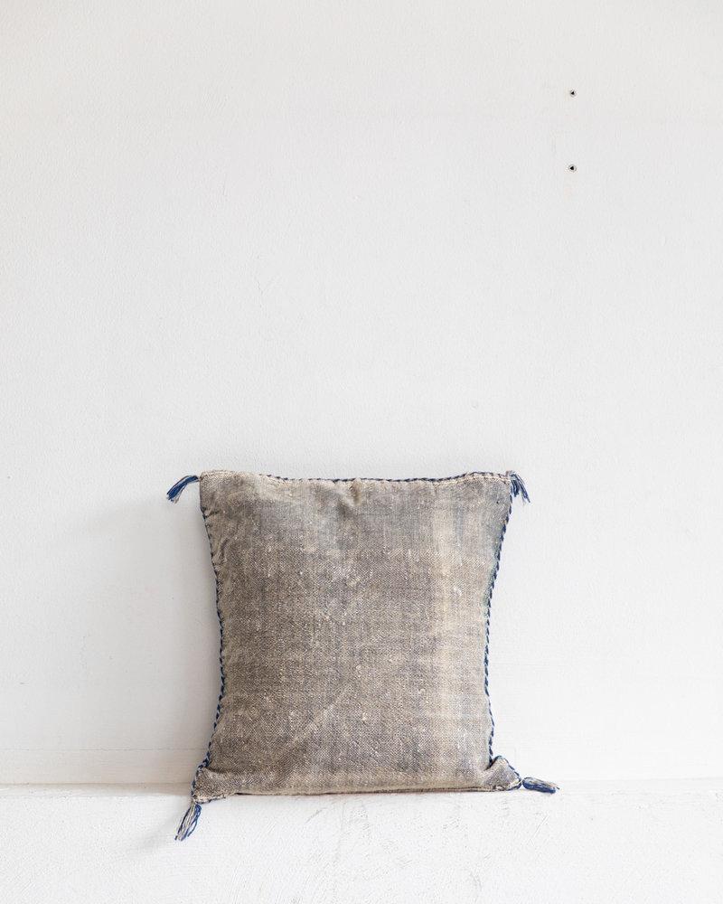 Vegan silk cactus pillow 162