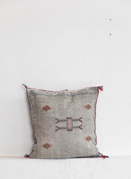 Vegan silk cactus pillow 168