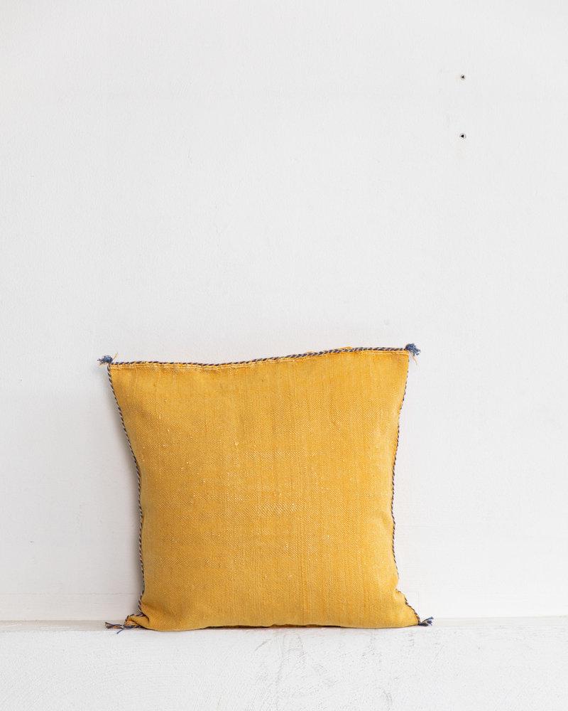 Vegan silk cactus pillow 170