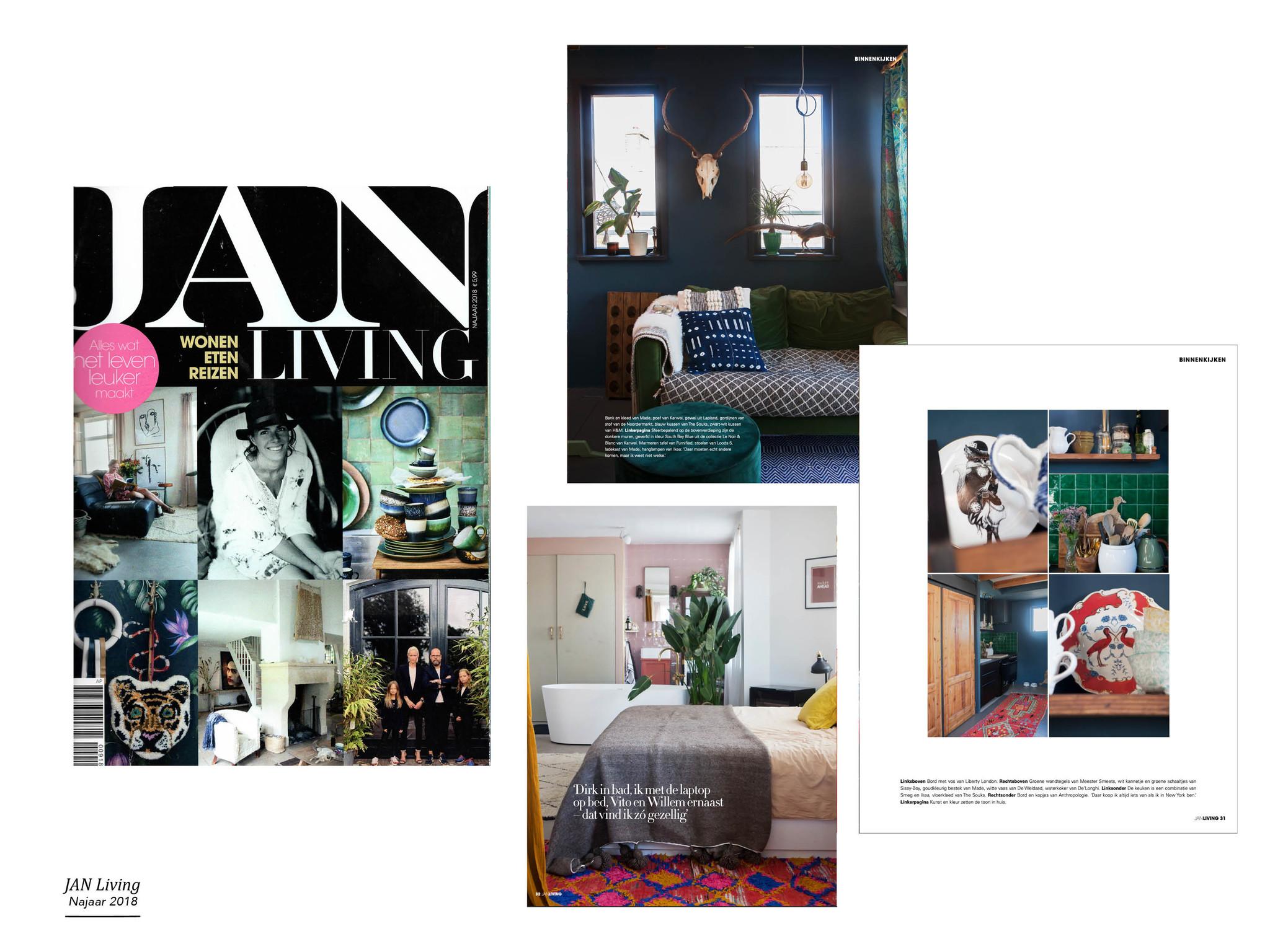 The Souks - publicatie JAN living