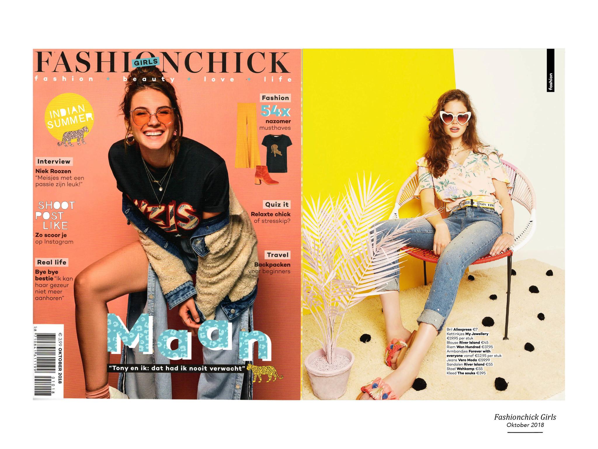 The Souks - publicatie Fashionchick Girls