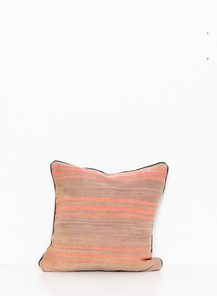 Berber stripe pillow 269