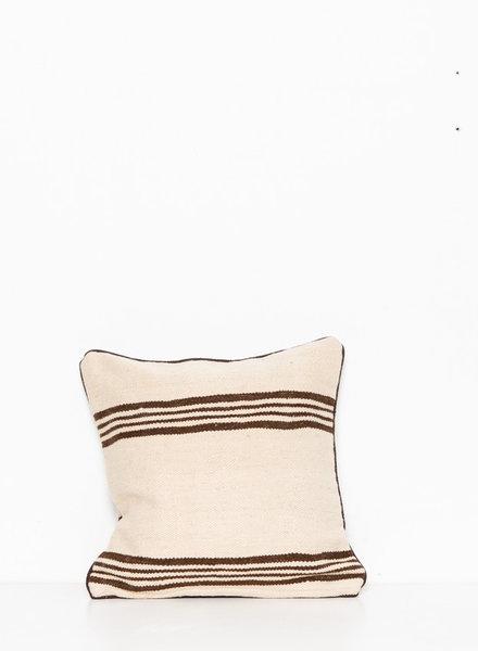 Berber stripe pillow 273