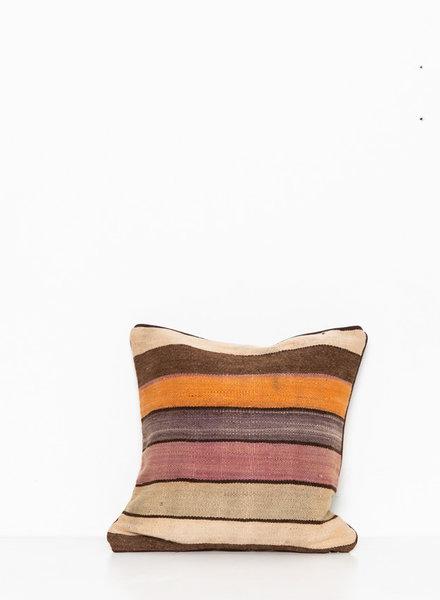 Berber stripe pillow 274