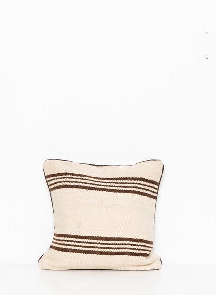 Berber stripe pillow 276