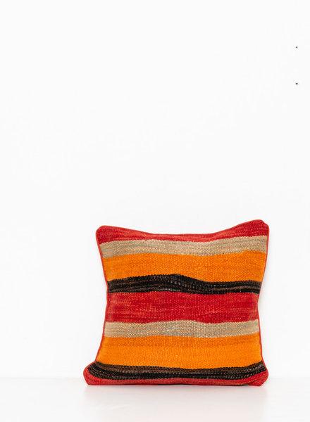 Berber stripe pillow 278