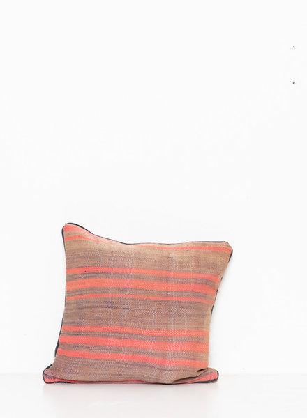 Berber stripe pillow 279