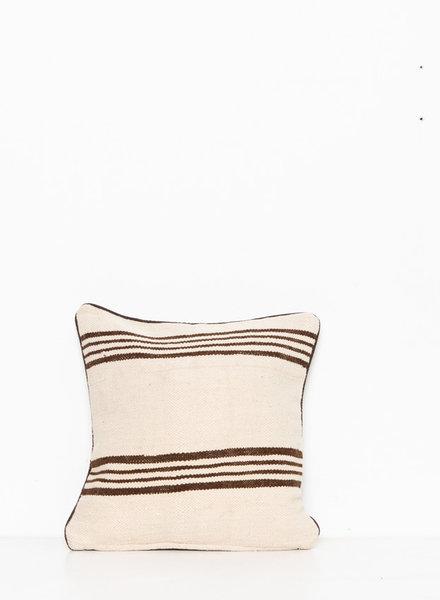 Berber stripe pillow 282