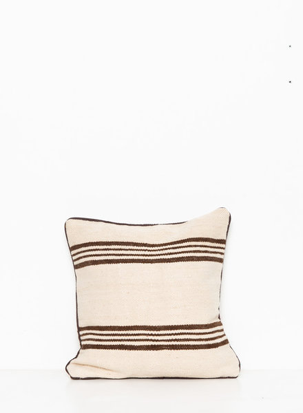Berber stripe pillow 282