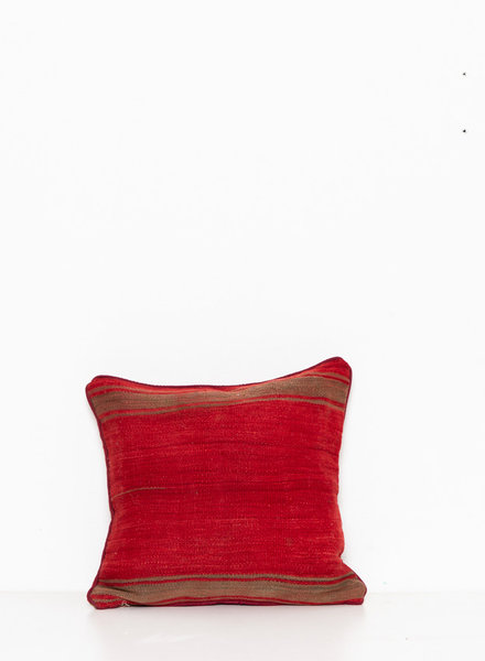 Berber stripe pillow 284