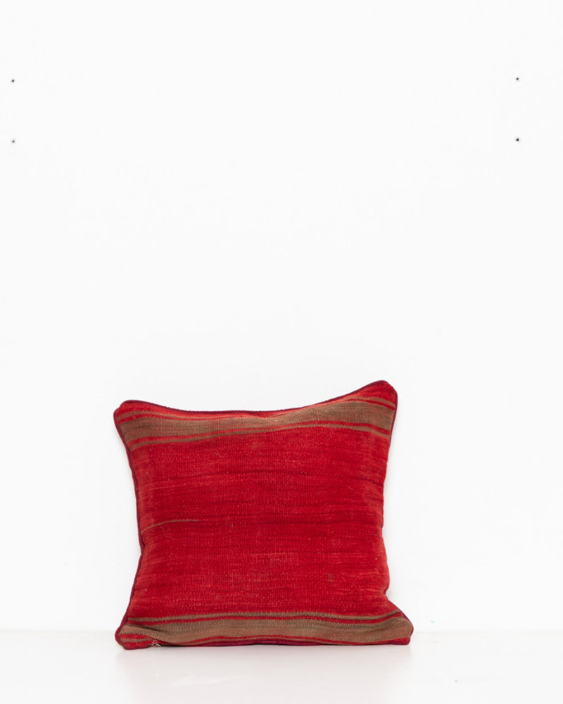 Authentic striped Berber pillow from Morocco 284