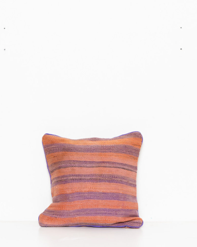 Authentic striped Berber pillow from Morocco 288