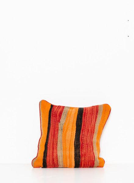 Berber stripe pillow 291