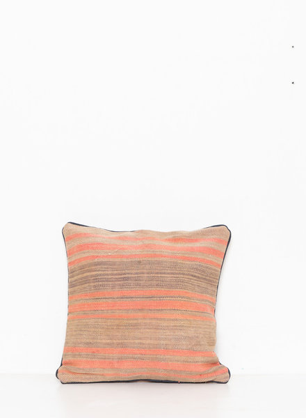 Berber stripe pillow 294