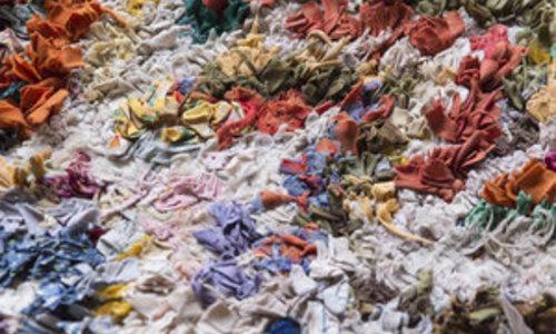 Boucherouite tapijten