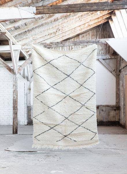 Beni Ouarain tapijt 470