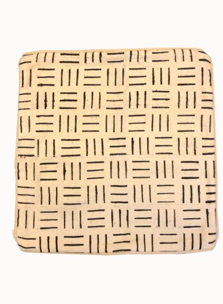 SAMPLE SALE - mudcloth pillowcase