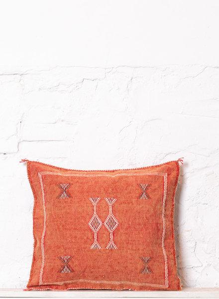 Vegan silk cactus pillow 190
