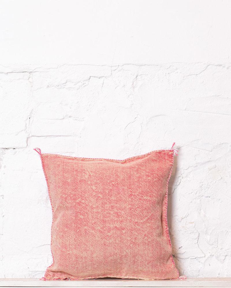 Vegan silk cactus pillow 191