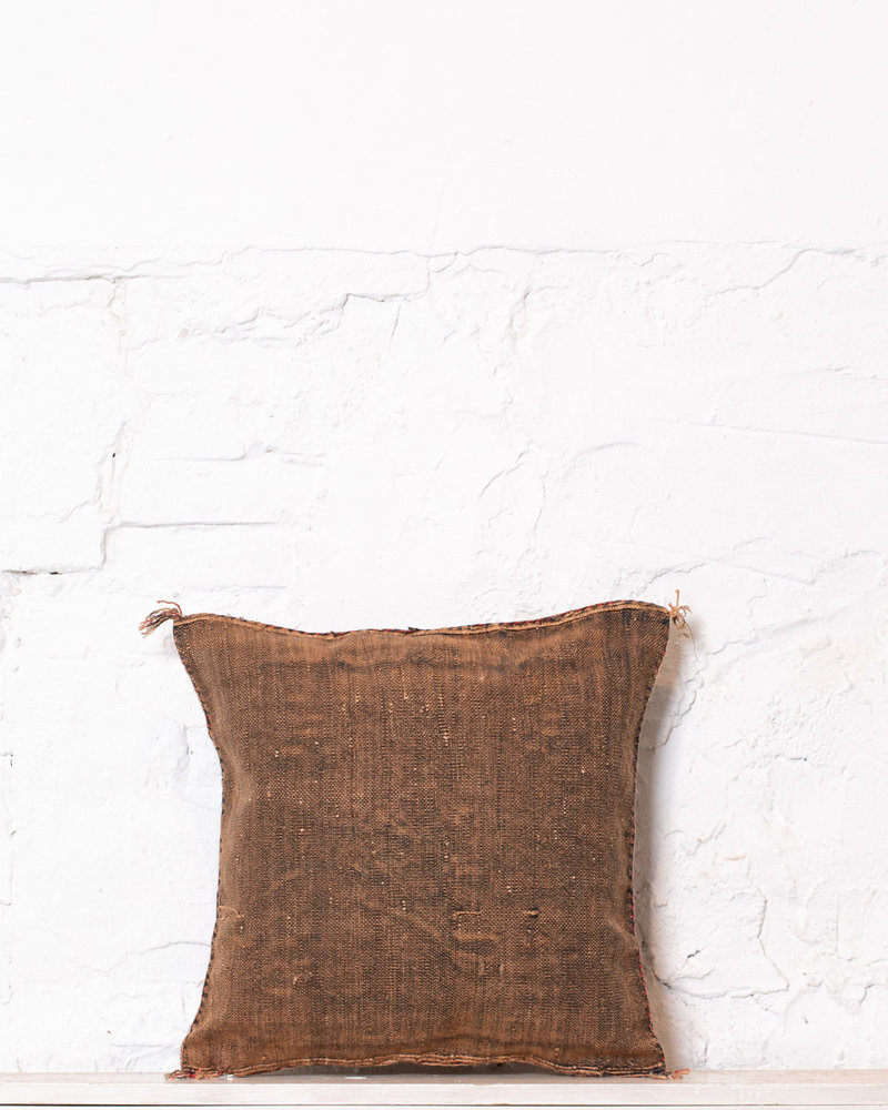 Vegan silk cactus pillow 192