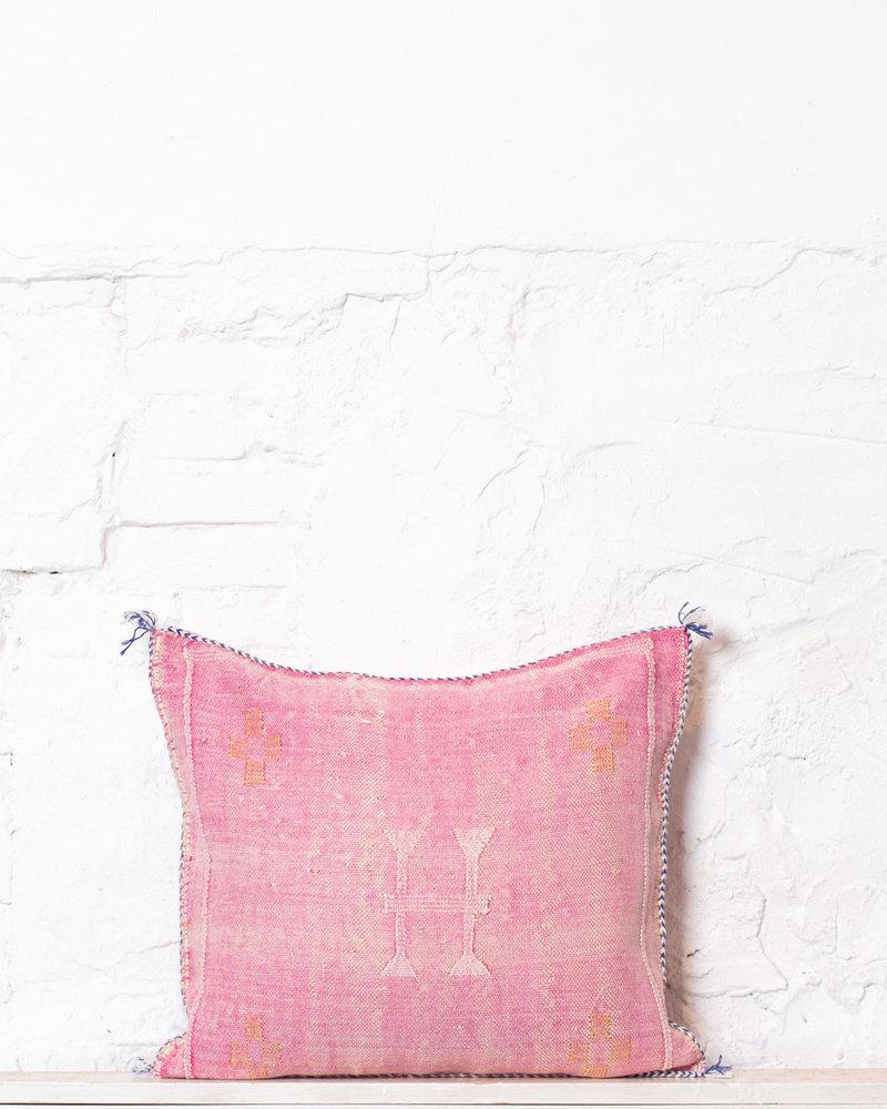 Vegan silk cactus pillow 193