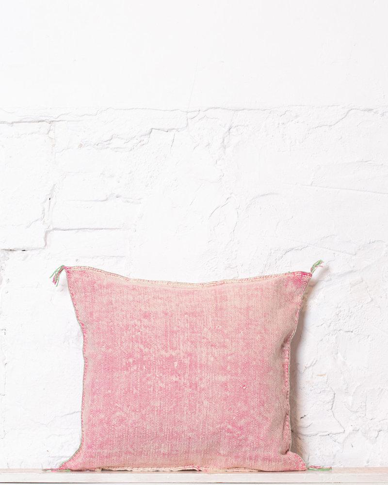 Vegan silk cactus pillow 194
