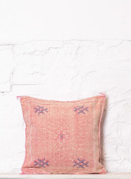 Vegan silk cactus pillow 195