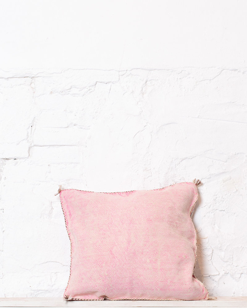 Vegan silk cactus pillow 202
