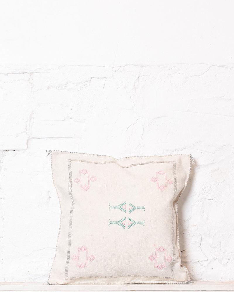 Vegan silk cactus pillow 208