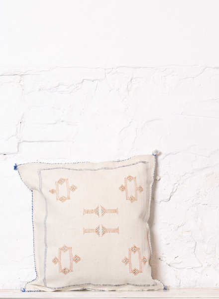 Vegan silk cactus pillow 211