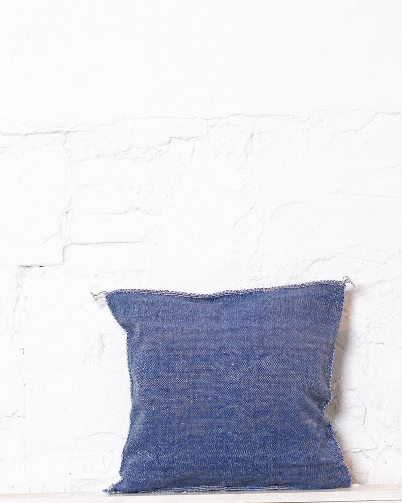 Vegan silk cactus pillow 212