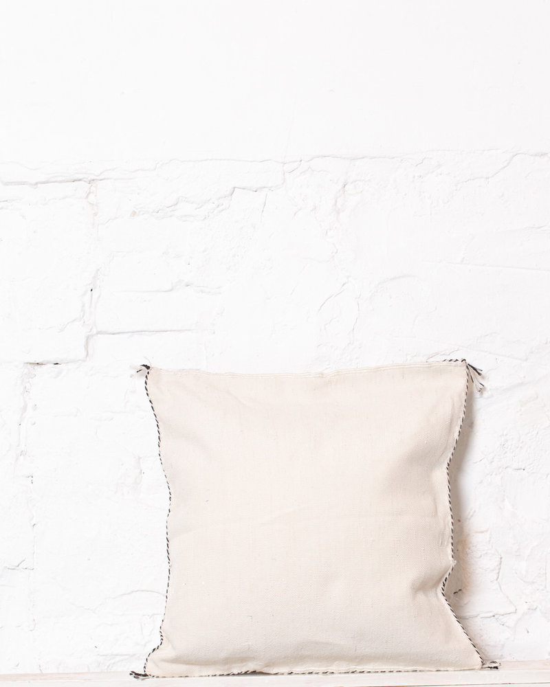 Vegan silk cactus pillow 214