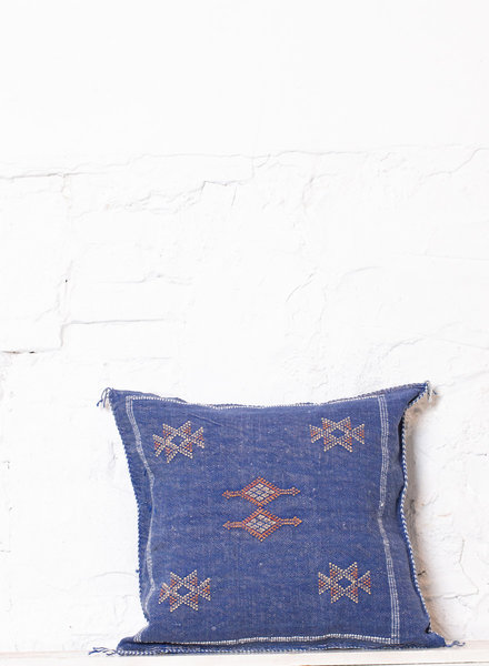Vegan silk cactus pillow 218