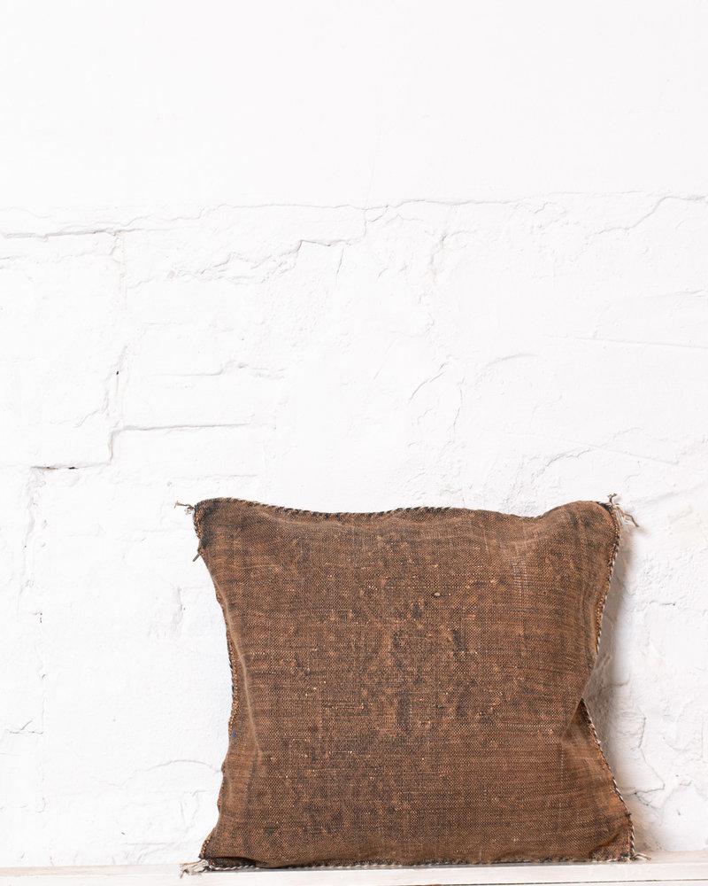 Vegan silk cactus pillow 223